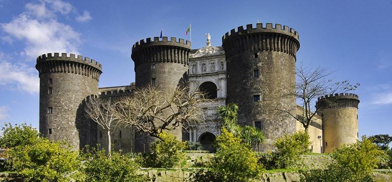 Castel Nuovo in Naples