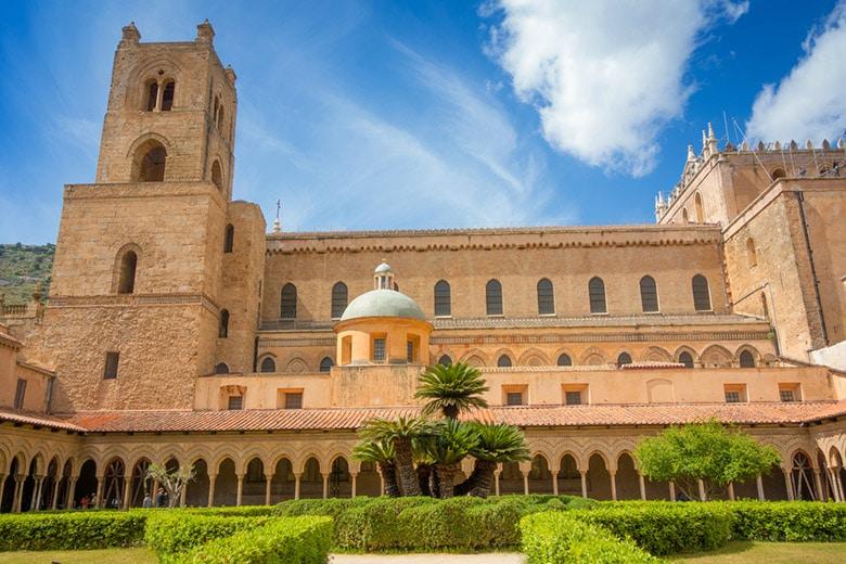 Duomo di Monreale in Sicily