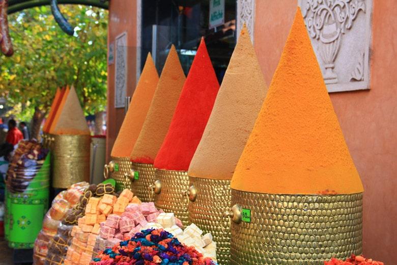 Marrakesh Souk in Marrakesh