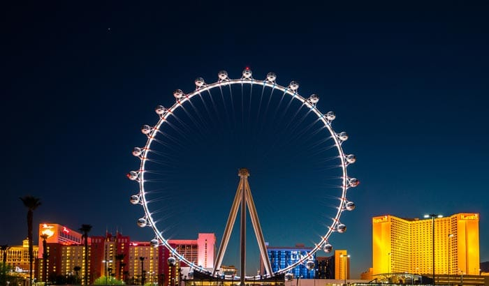 High Roller in Las Vegas