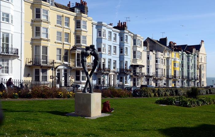 Kemptown in Brighton