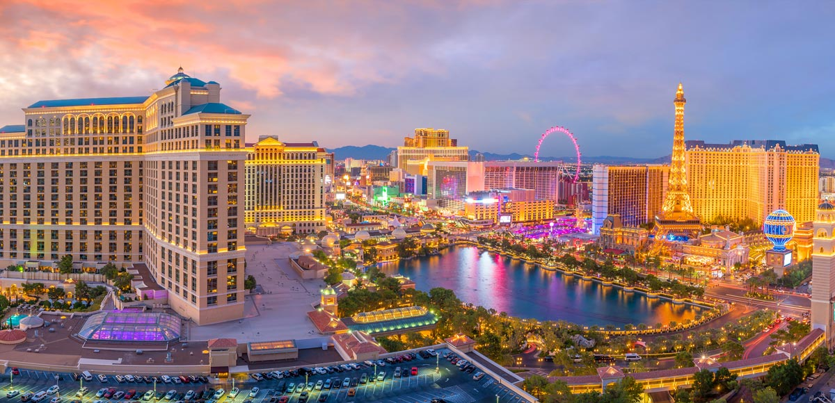 Top 10 Things to do in Las Vegas