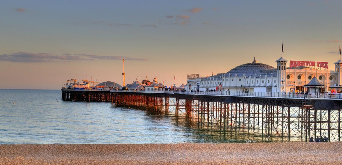 Top 10 Things to do in Brighton
