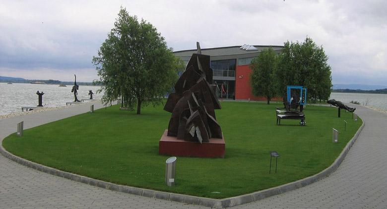 Danubiana Meulensteen Art Museum in Bratislava
