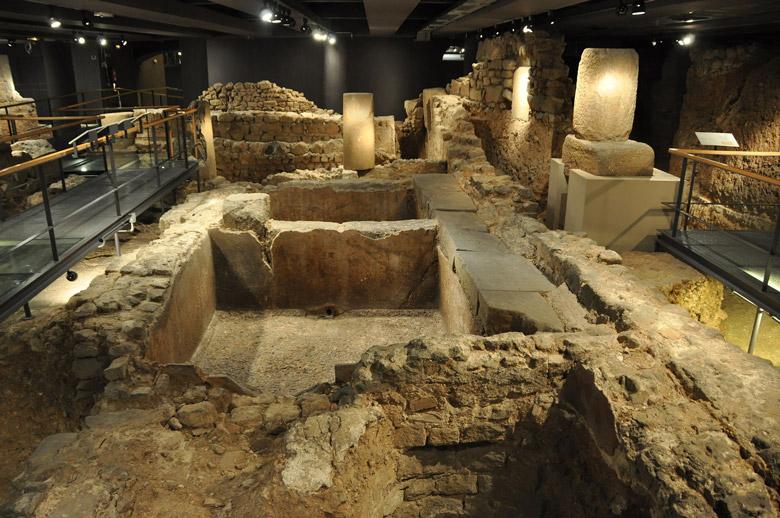 MUHBA Barcelona City History Museum