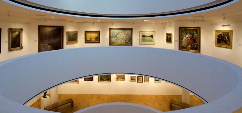 Nedbalka Gallery in Bratislava
