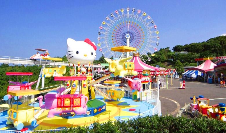 Sanrio Hello Kitty Town in Johor Bahru