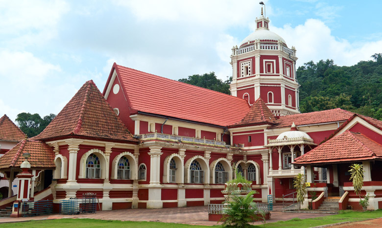 Shantadurga Temple in Goa