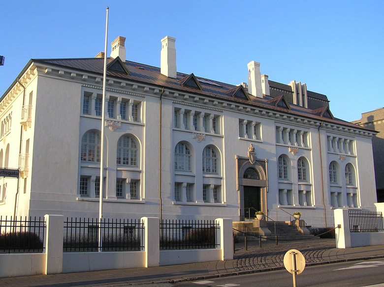 Culture House in Reykjavik