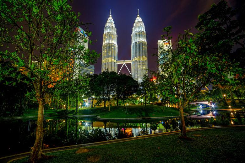 KLCC in Kuala Lumpur