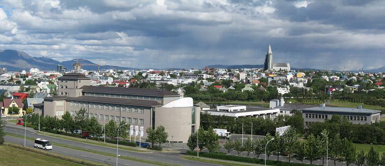 National Museum of Iceland in Reykjavik