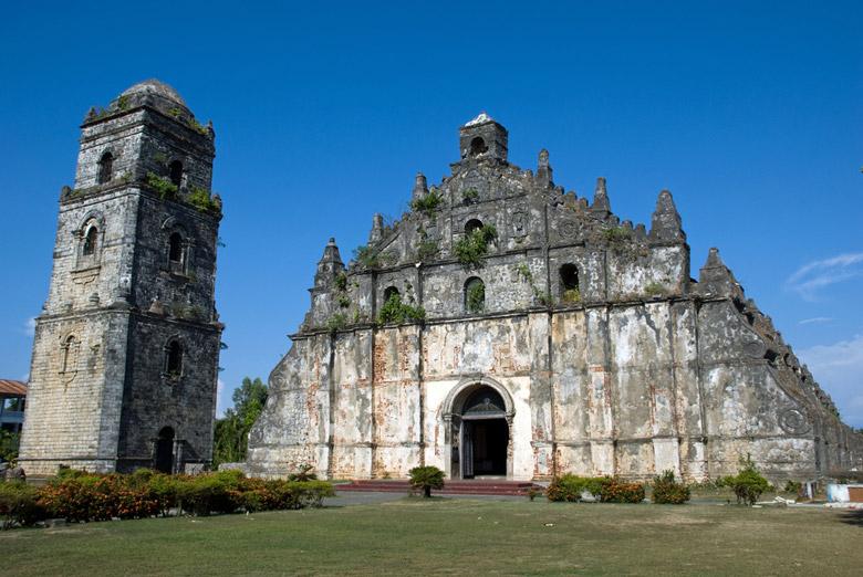 San Agustin Church in Manila