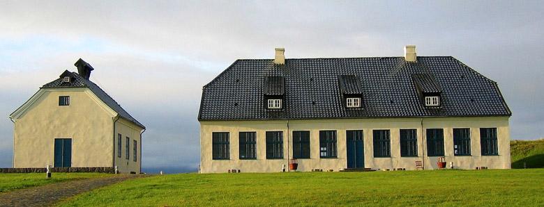 Videy Island Reykjavik