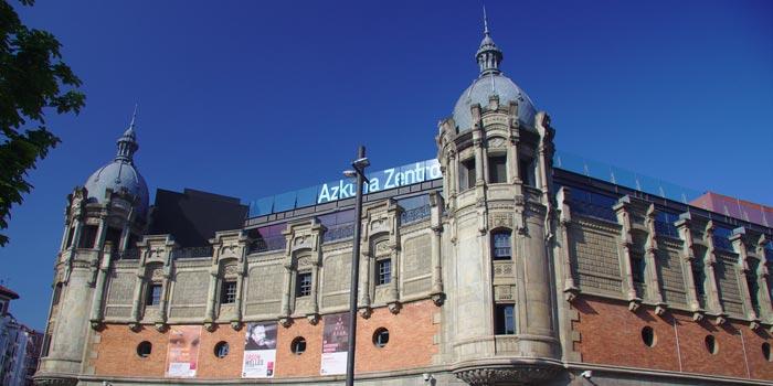 Azkuna Zentroa in Bilbao