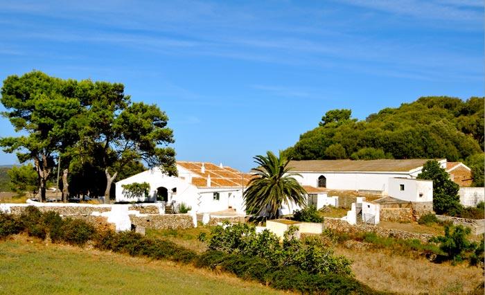 Bodegas Binifadet in Menorca