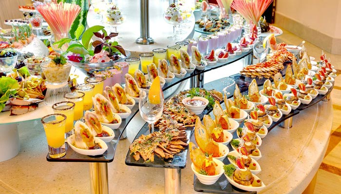 Dining Out – All you can eat buffets in Las Vegas
