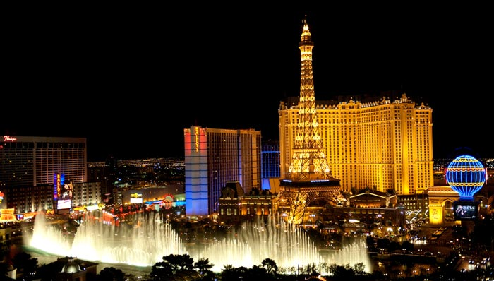 Live Shows and Performances in Las Vegas