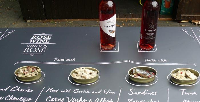 Madeiran Cuisine and Madeira Wine