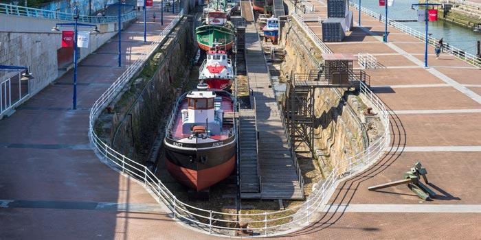 Maritime Museum in Bilbao
