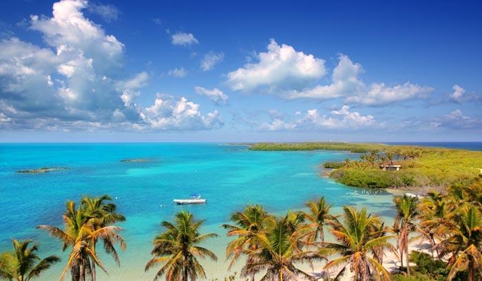 Parque Nacional Isla Contoy in Cancun