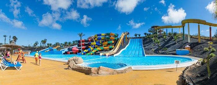 Acua Water Park in Fuerteventura