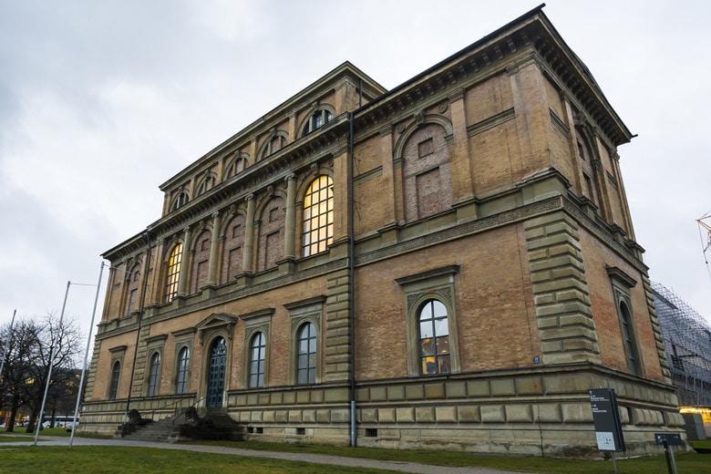 Alte Pinakothek in Munich