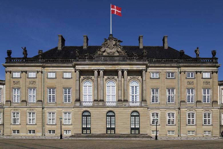 Amalienborg in Copenhagen