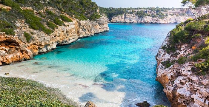 Calo des Moro in Majorca
