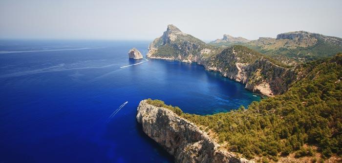 Cap de Formentor in Majorca