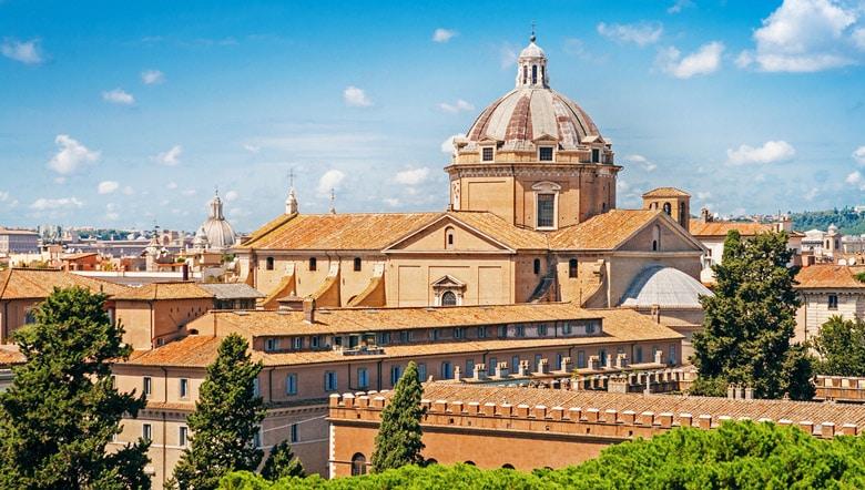 Chiesa del Gesu in Palermo