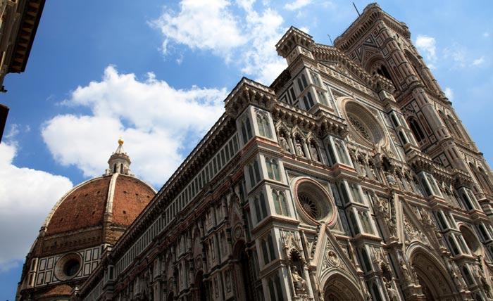Cupola del Brunelleschi in Florence
