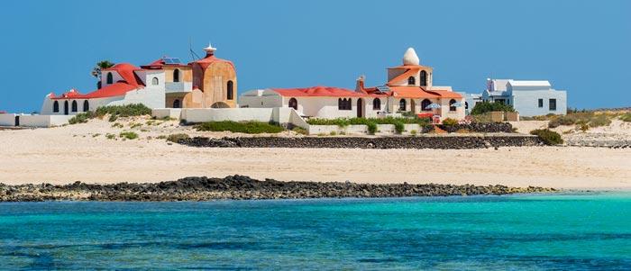 El Cotillo in Fuerteventura