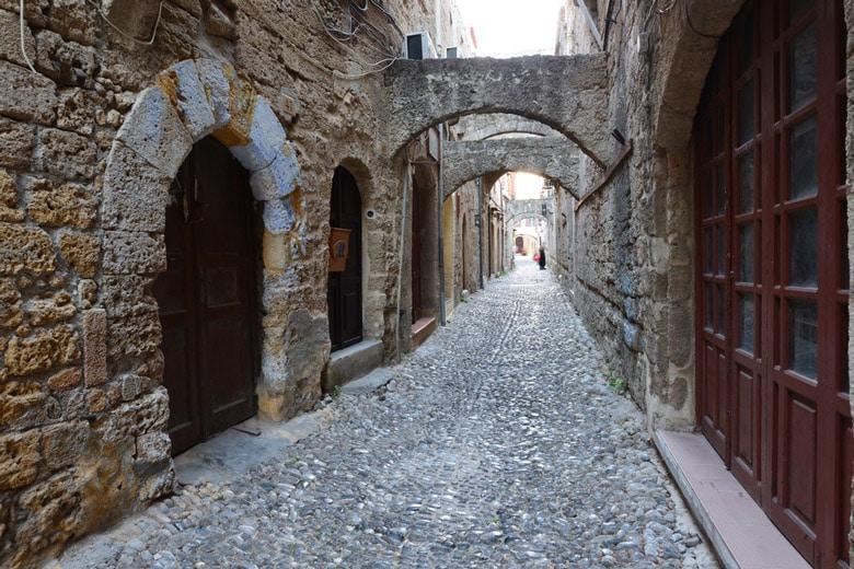 Medieval City in Rhodes