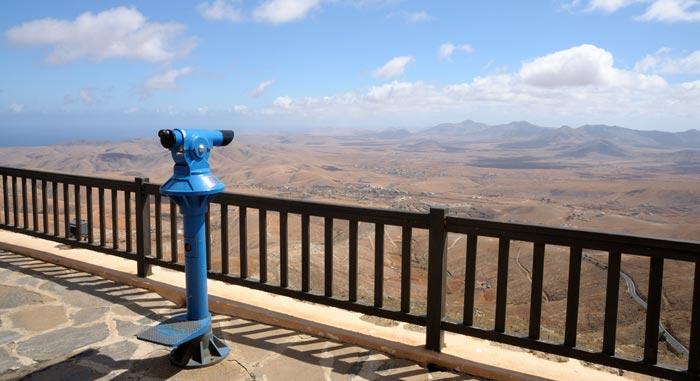 Mirador Morro Velosa in Fuerteventura