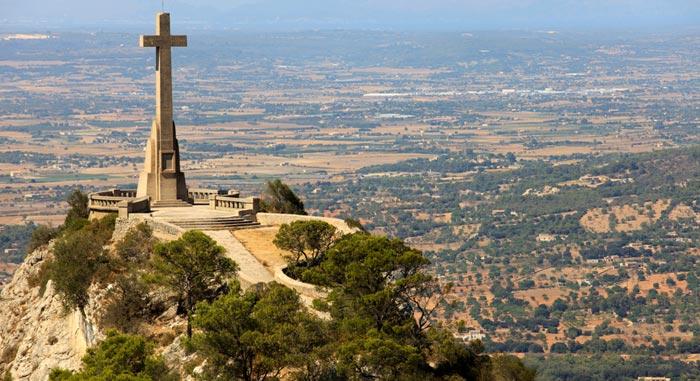 Santuari de Sant Salvador in Majorca
