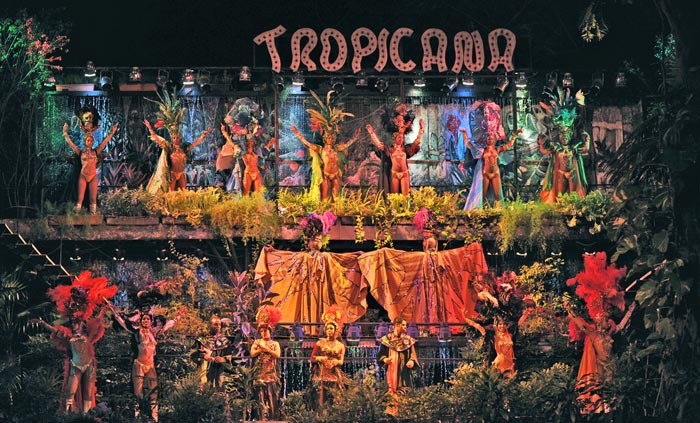 Tropicana Club in Cuba