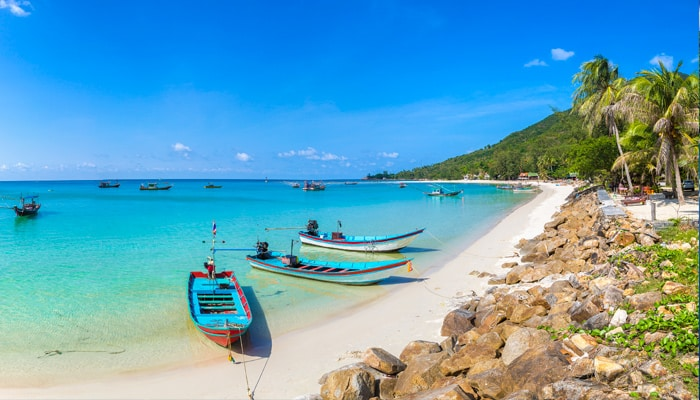How to go from Bangkok to Koh Phangan