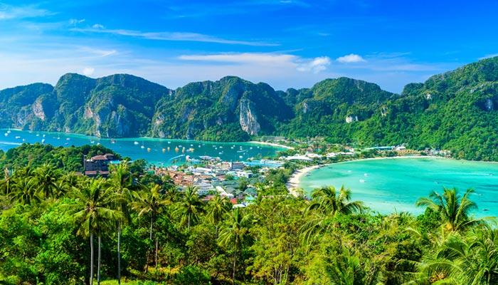 Bangkok to Koh Phi Phi