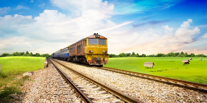 Bangkok to Phuket by Train