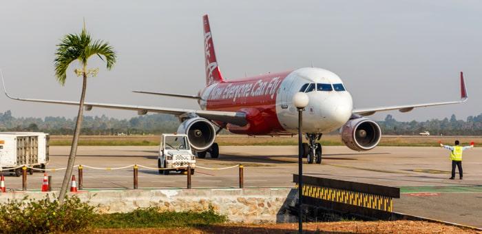 Bangkok to Siem Reap by plane