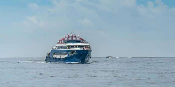 Andaman Wave Master ferry