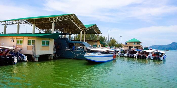 Hat Yai to Koh Lipe Pak Bara Pier