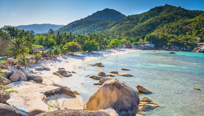How to go from Bangkok to Koh Samui