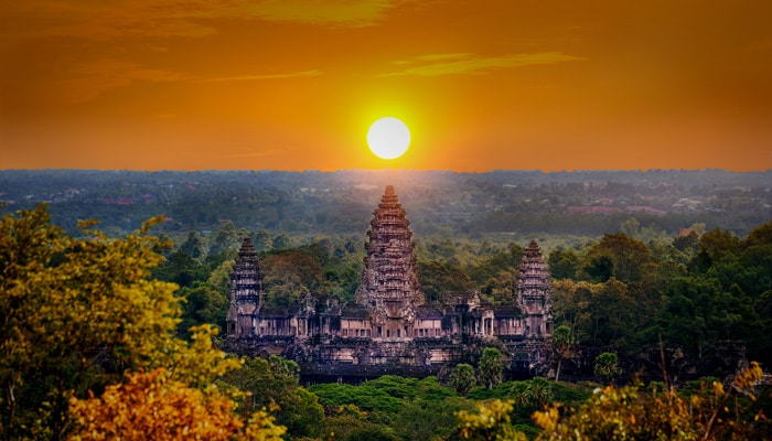 How to go from Bangkok to Siem Reap