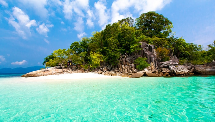 How to go from Langkawi to Koh Lipe