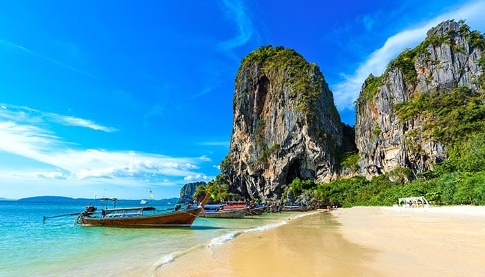 How to Travel from Bangkok to Krabi