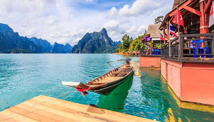 How to Travel From Krabi to Khao Sok