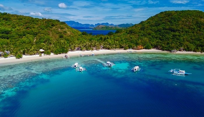 How to travel from Manila to Coron