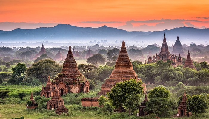 How to Travel From Yangon to Bagan