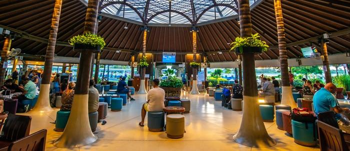 苏梅岛机场可谓与众不同,因其设计而屡获殊荣